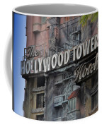 The Hollywood Hotel Signage Coffee Mug
