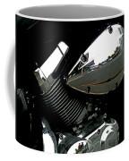 The Honda's Shadow Coffee Mug
