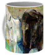 The Horse As Art Coffee Mug