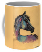 The Horse Portrait 1 Coffee Mug