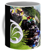 The Horse Race Coffee Mug