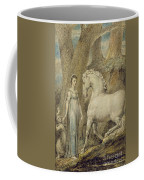 The Horse Coffee Mug by William Blake
