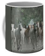 The Horsechestnut Tree Avenue Coffee Mug