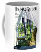 The Horsts Garden Coffee Mug