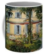 The House At Rueil Coffee Mug