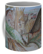 The House Of The Hanged Man After Cezanne Coffee Mug