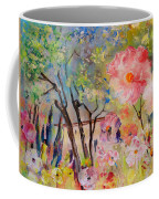 The House Of The Rising Flowers Coffee Mug
