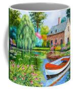 The House Pond Coffee Mug