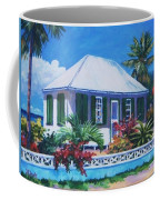 The House With Green Shutters Coffee Mug