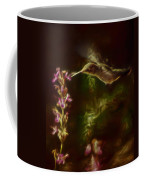 The Hummingbird Digital Art Coffee Mug