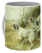 The Hunt Coffee Mug by Edmund Henry Osthaus