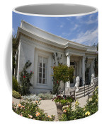 The Huntington Library Rose Garden Tea House Coffee Mug