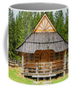 The Hut Coffee Mug