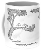 The Icarus Story Is Just That - A Story Coffee Mug