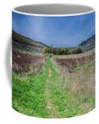 The Ice Age Trail Coffee Mug by Jonah  Anderson