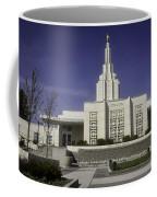 The Idaho Falls Mormon Temple Coffee Mug