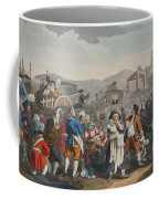 The Idle Prentice Executed At Tyburn Coffee Mug
