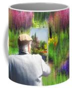 The Impressionist Painter Coffee Mug