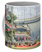 The Inauguration, From Dickinsons Coffee Mug