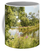 The Indiana Wetlands 2 Coffee Mug