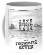 The Innumerate Seven Coffee Mug