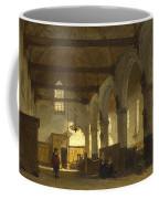 The Interior Of The Bakenesserkerk. Haarlem Coffee Mug