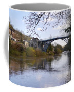 The Iron Bridge 2 Coffee Mug