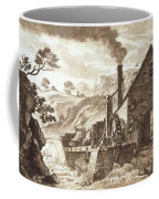 The Iron Forge Between Dolgelli Coffee Mug
