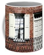 The Iron Railing Coffee Mug