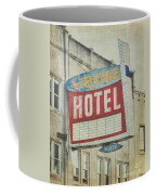 The Irving Hotel In Chicago Coffee Mug