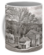The Isaac Potts House Coffee Mug by Olivier Le Queinec