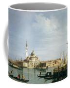 The Island Of San Giorgio Maggiore Coffee Mug