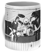 The J. Geils Band Rock Out In Oakland In 1976 Coffee Mug