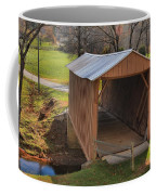 The Jacks Creek Covered Bridge Coffee Mug