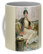 The Jade Necklace, 1908 Coffee Mug