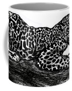 The Jaguar  Coffee Mug