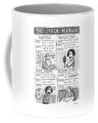 The Jerck Manual Coffee Mug