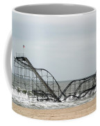 The Jetstar Rollercoaster In Seaside Heights Nj Coffee Mug