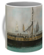 The Jetty Of Boulogne-ser-mer Coffee Mug