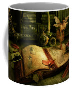 The Journal Coffee Mug