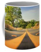 The Journey Coffee Mug