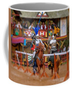 The Jousters 2 Coffee Mug