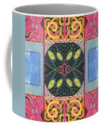 The Joy Of Design I X Arrangement Doors Coffee Mug