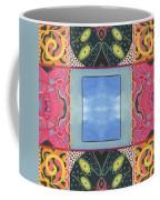 The Joy Of Design I X Arrangement Windows Coffee Mug