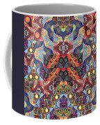 The Joy Of Design Mandala Series Puzzle 1 Arrangement 9 Coffee Mug