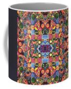 The Joy Of Design Mandala Series Puzzle 2 Arrangement 9 Coffee Mug