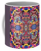 The Joy Of Design Mandala Series Puzzle 3 Arrangement 1 Coffee Mug