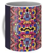 The Joy Of Design Mandala Series Puzzle 3 Arrangement 4 Coffee Mug