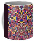 The Joy Of Design Mandala Series Puzzle 3 Arrangement 6 Coffee Mug