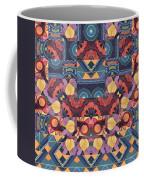 The Joy Of Design Mandala Series Puzzle 5 Arrangement 1 Coffee Mug